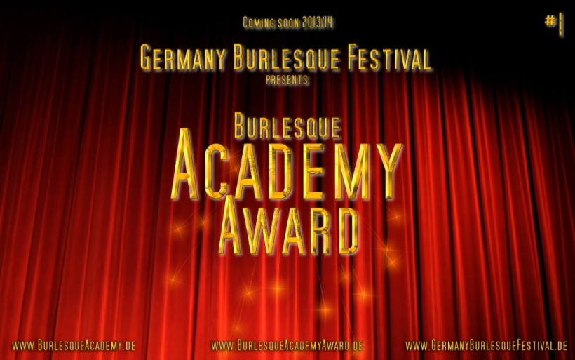 Germany Burlesque Festival - Ort steht noch nicht fest / Germany