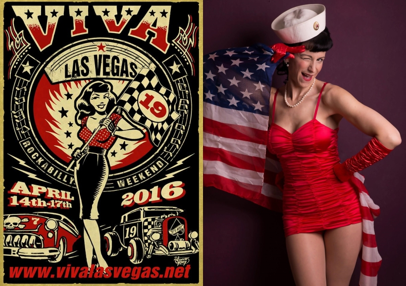Bettie Berlin - Viva Las Vegas